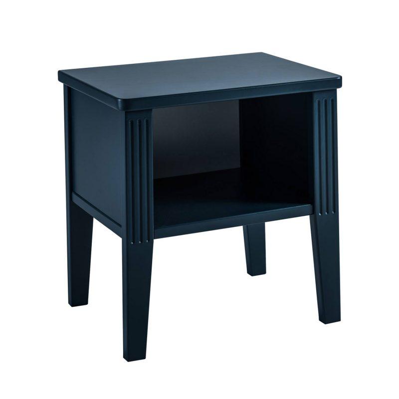 Table de chevet Opéra Bleu Maison Charlotte