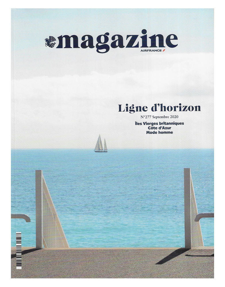 Air France Magazine Septembre 2020