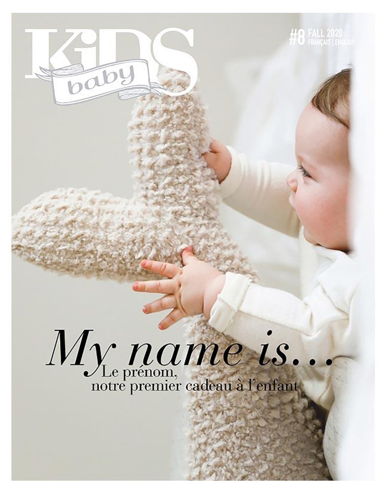Kids Baby Couverture Septembre 2020