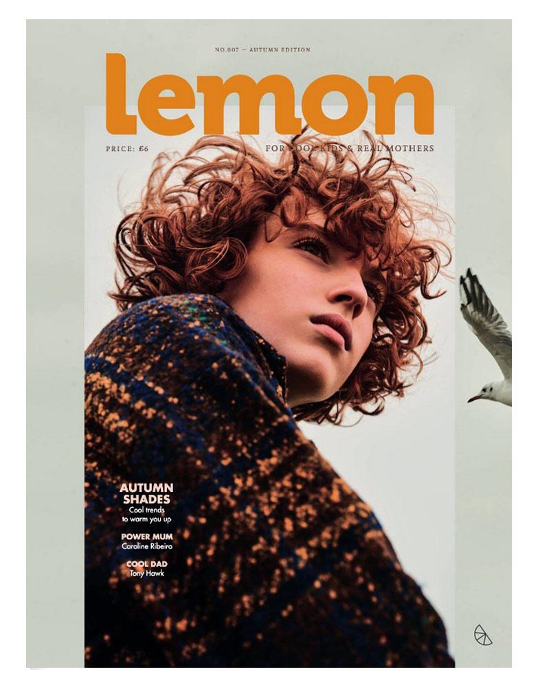 Lemon Magazine Automne 2020