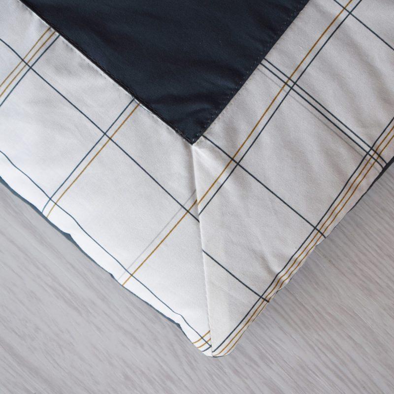 Tapis d'éveil rectangulaire Saint-Honoré Bleu Maison Charlotte