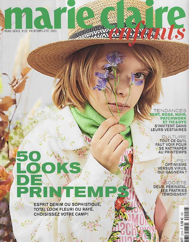 Marie Claire enfants Hors série Printemps 2021