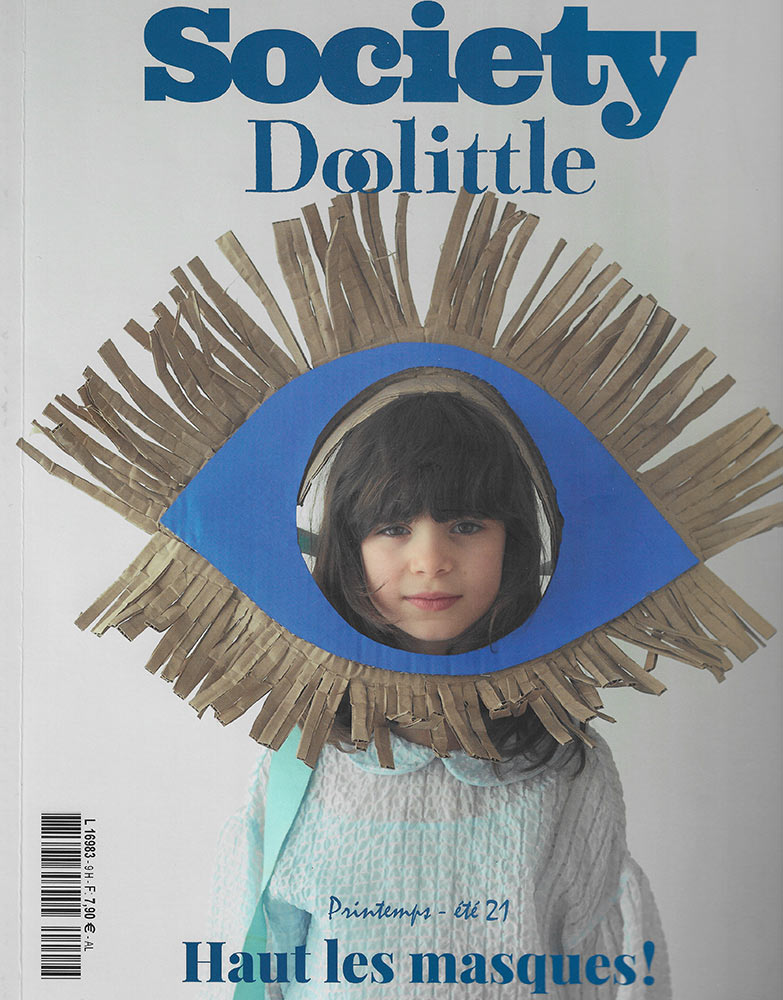 Society Doolittle Hors série Printemps été 2021