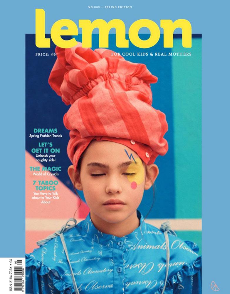 Lemon Magazine Printemps 2021