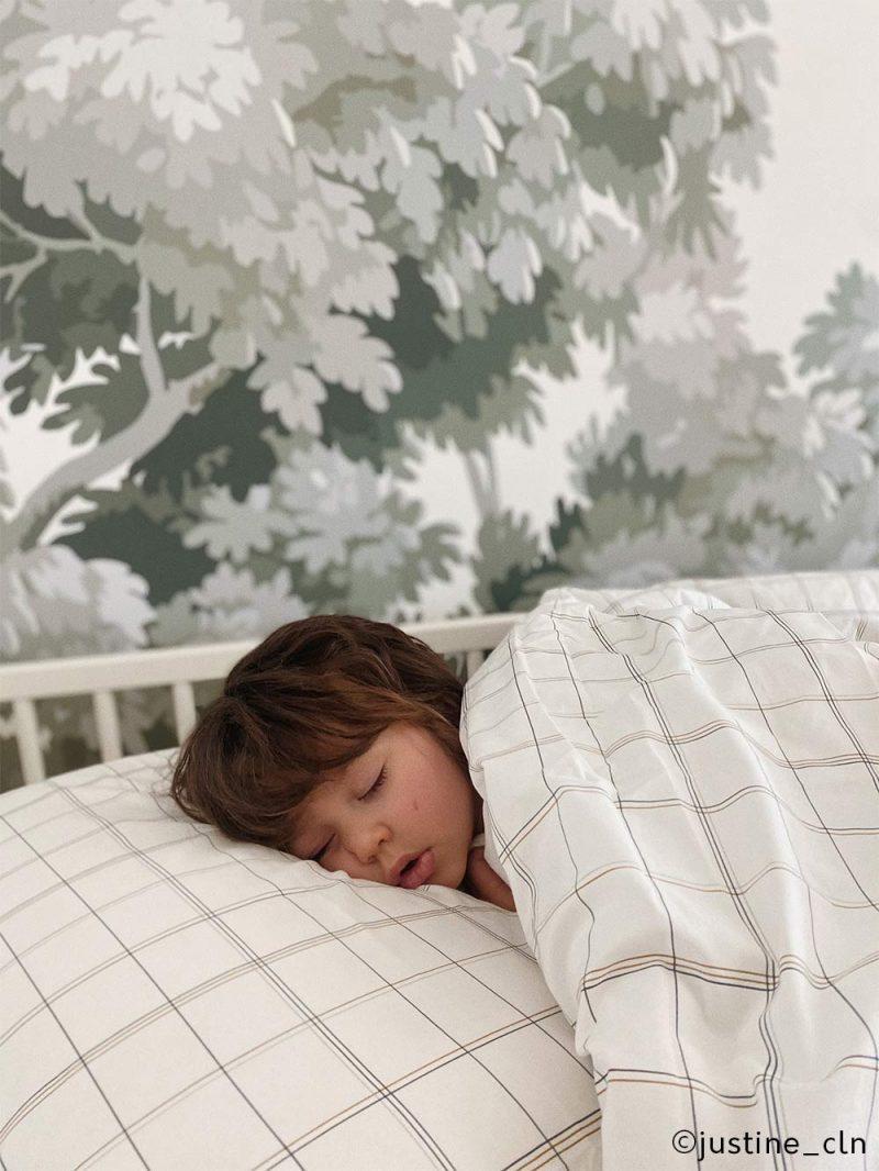 Parure de lit Saint-Honoré 140x200 Maison Charlotte